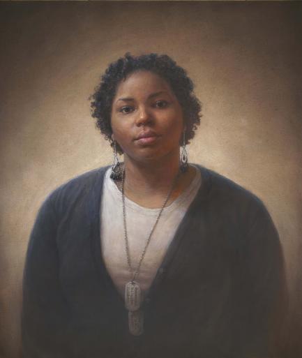 Portrait of Lindsey