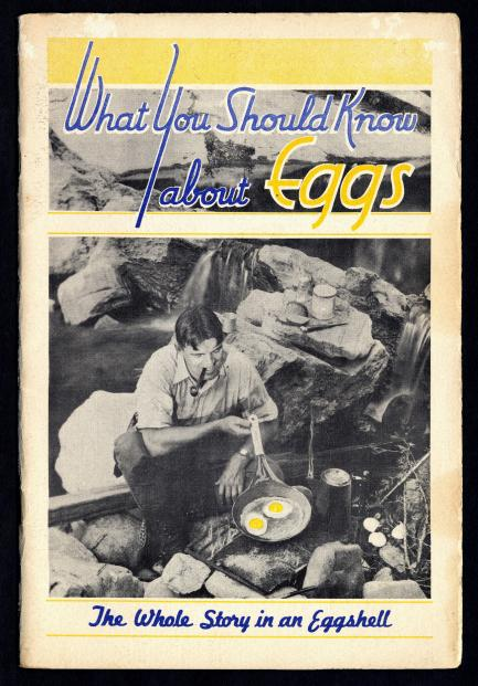 Book cover All About Eggs