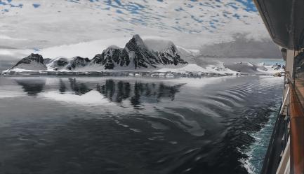 "Richard Estes ""Antarctica"""