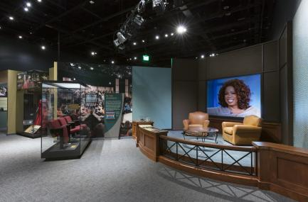 Oprah exhibition