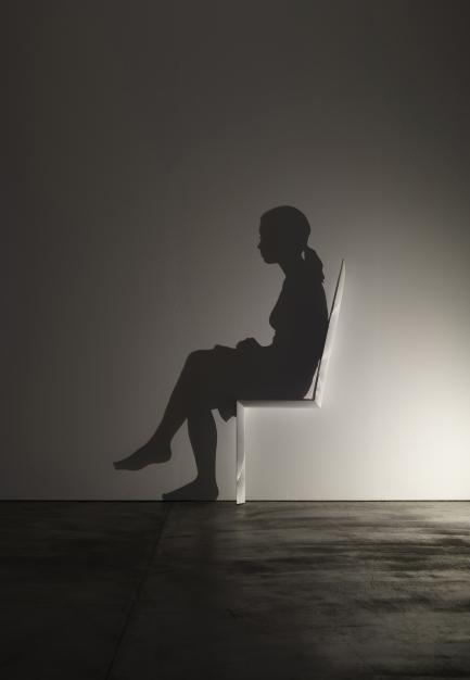 Black Out: Yamashita Chair