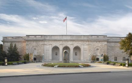 Freer Gallery of Art - North Entrance