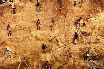 Earth Matters: George Osodi