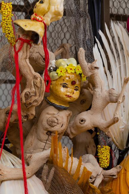Rina Banerjee - Her captivity...