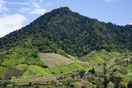 Mountain in Panama