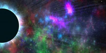 """Journey through an Exploded Star"" 3D Interactive Experience"