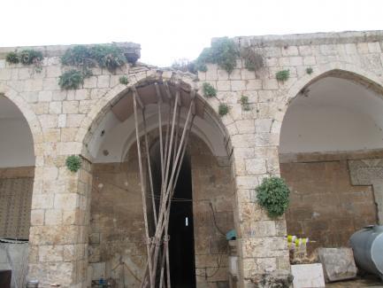 Damaged Ma'rra Mosaic Museum