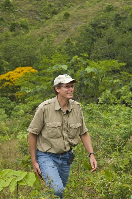 Jefferson Hall, Director, Agua Salud Project