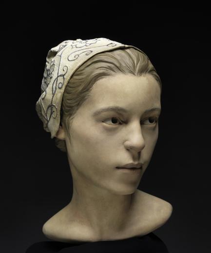 Forensic Facial Reconstruction of Jamestown settler