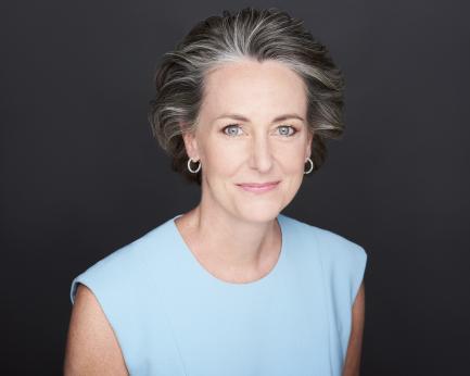 Portrait of Kate Haw