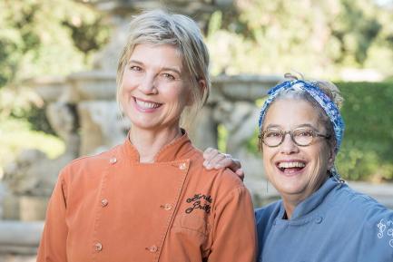 Mary Sue Milliken and Susan Feniger
