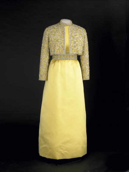 inaugural gown