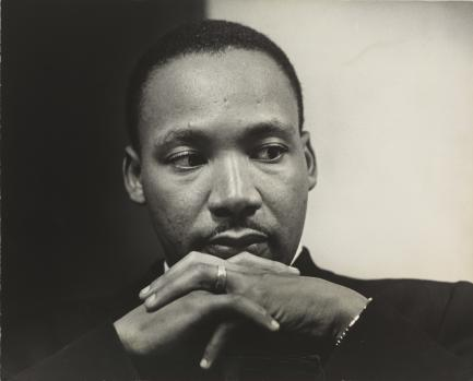 Martin Luther King, Jr. National Portrait Gallery