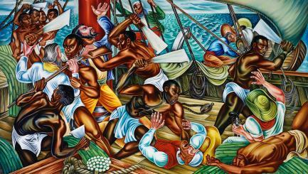 The Mutiny on the Amistad