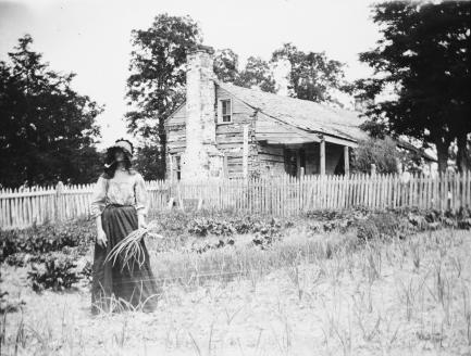 photo of Mrs. Benson