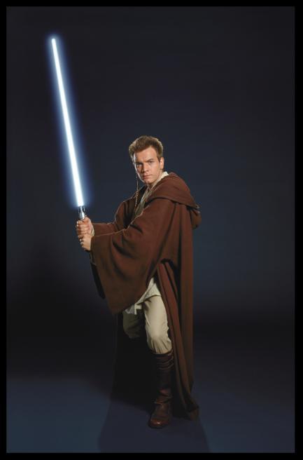 Obi Wan Kenobi Jedi Robes