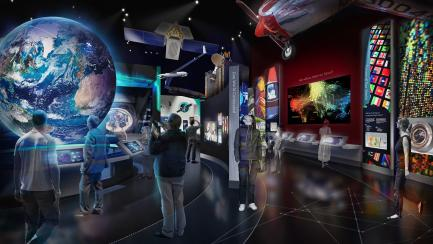 One World Connected Artist Rendering