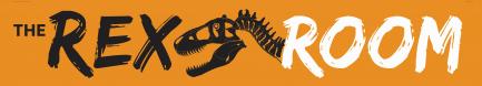 the Rex Room logo