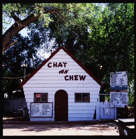 Chat an Chew restaurant