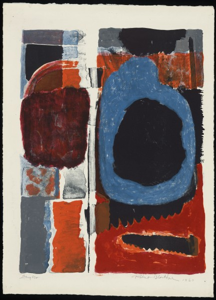 Faux Pas (aka Unfinished Note), c. 1960