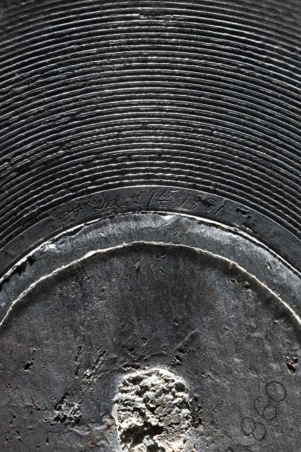 Volta Laboratory Disc Recording - Surface Detail