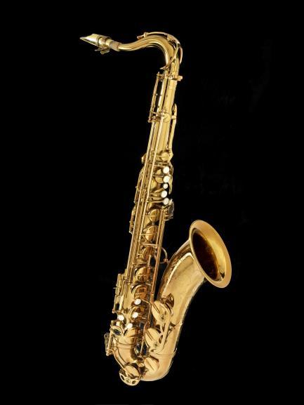 John Coltrane's Selmer Mark VI tenor saxophone