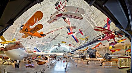 Boeing Aviation Hangar