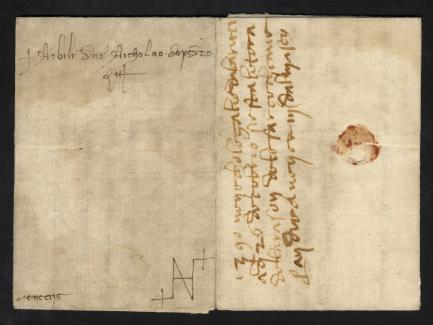 Silk Road Letter