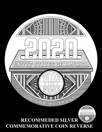 Silver Commemorative Coin Reverse