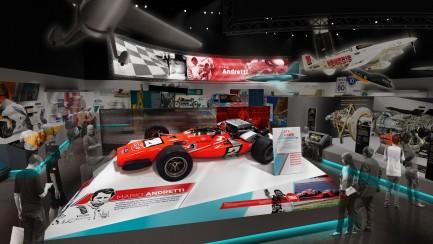 Artist rendering of Nation of Speed gallery