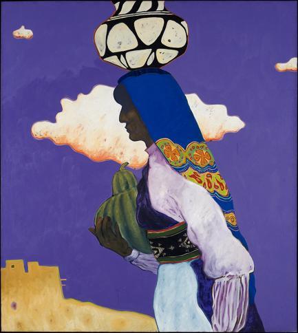 Cloud Madonna