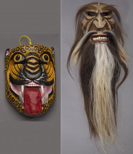 Indigenous masks