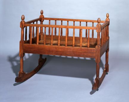 Crib designed by Thomas Day