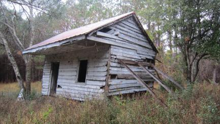 Point of Pines Slave Cabin 2