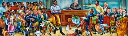 The Trial of the Amistad Captives