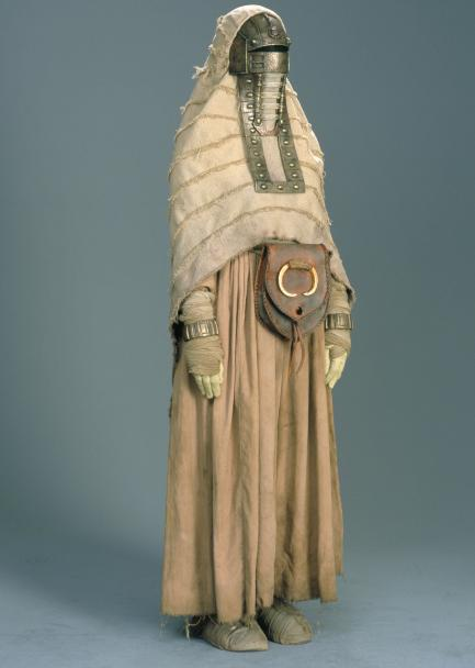 Star Wars Costume: Tusken Raider