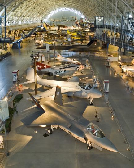 Steven F. Udvar-Hazy Center Hangar