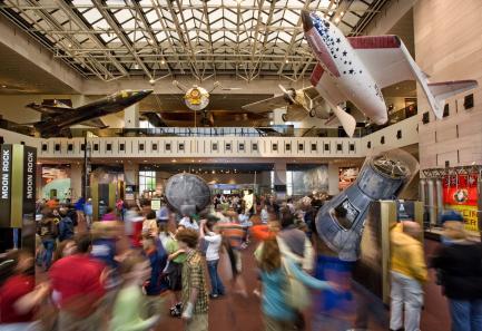 Milestones of Flight Gallery