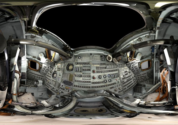 Apollo 11 command module