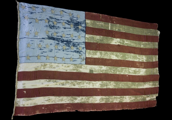 Old Glory flag