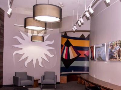 Anacostia Community Museum's Sunburst Lounge