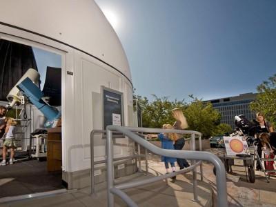 Phoebe Waterman Haas Public Observatory