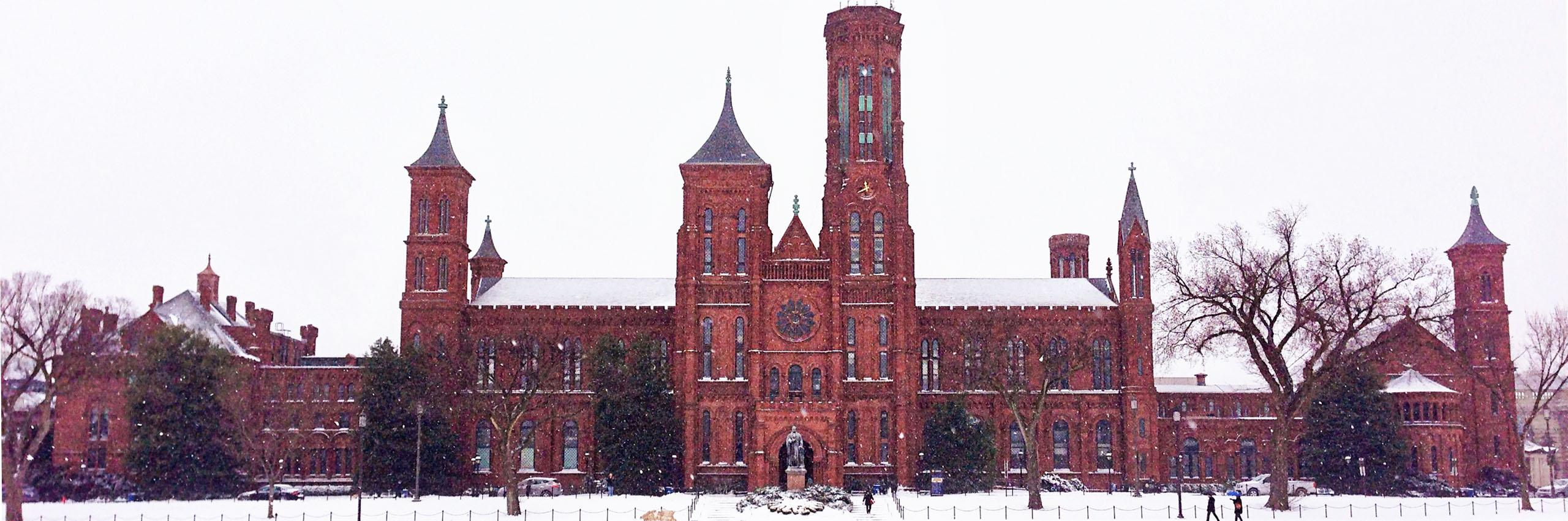 smithsonian website The renwick gallery building is a national historic landmark, steps from the white house, and is open daily from 10:00 am–5:30 pm free admission get more visit planning details and find out about accessibility.