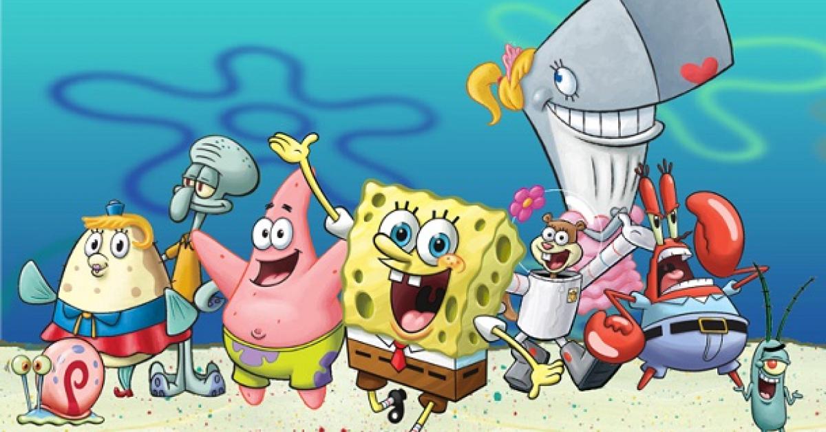 SpongeBob SquarePants (TV Series 1999– ) - IMDb