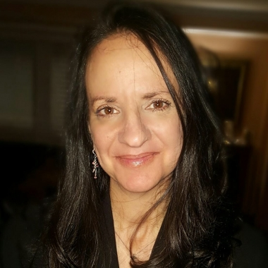 head shot of Carol O'Donnell