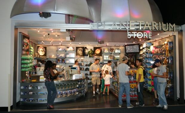 Planetarium store